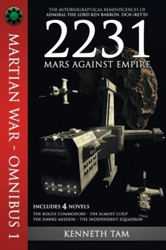 2231: Mars against Empire, 2010, Kenneth Tam