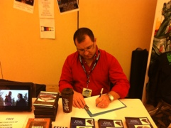 Darren Hann - Hal-Con 2011