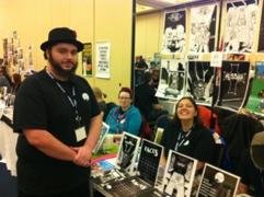 Jay Paulin, Ariel Marsh, and Heidi Paulin