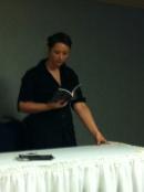 Ellen Curtis reads Compendium