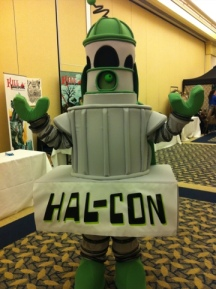 Nelson the Robot - HalCon 2011