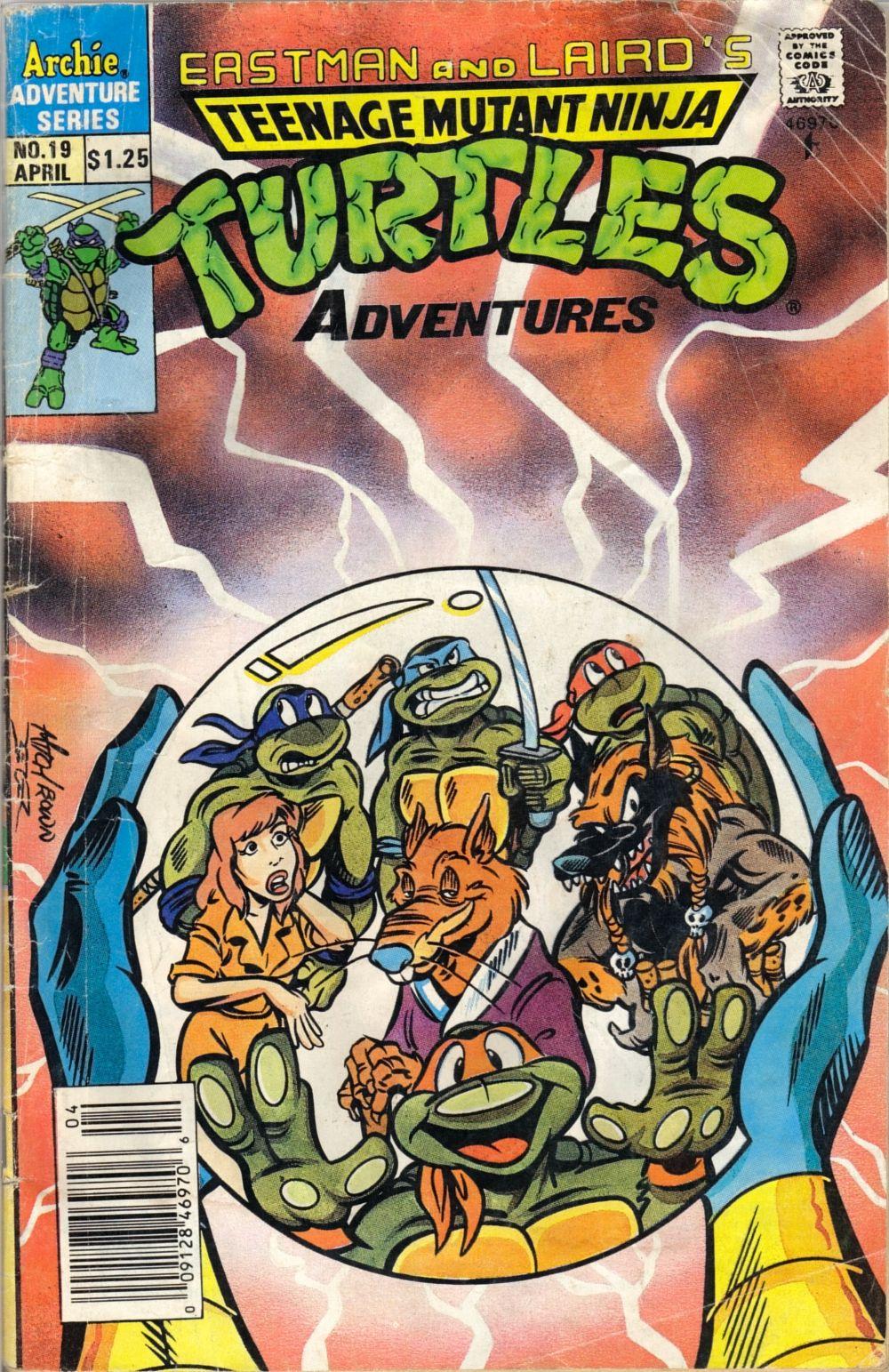 Top 10 Teenage Mutant Ninja Turtles Amazing Adventures 4 ...