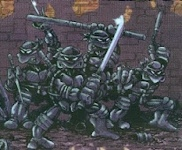 TMNT: the first group shot