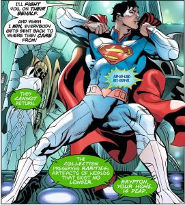 New 52 Superman costume