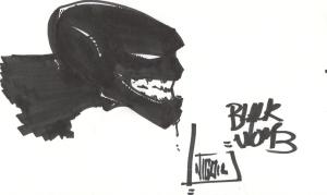 Nicolas Orme, Black Womb, Hal Con 2012