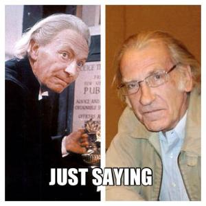 The First Doctor returns?